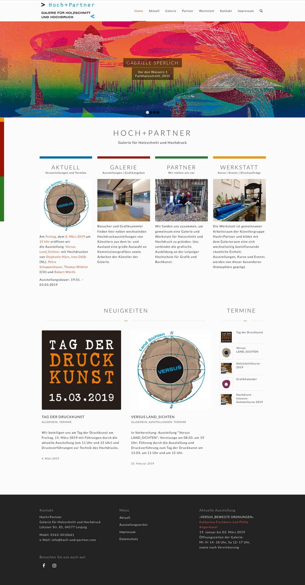 Hoch und Partner-Galerie-für-Holzschnitt und Hochdruck Leipzig - Detailansicht