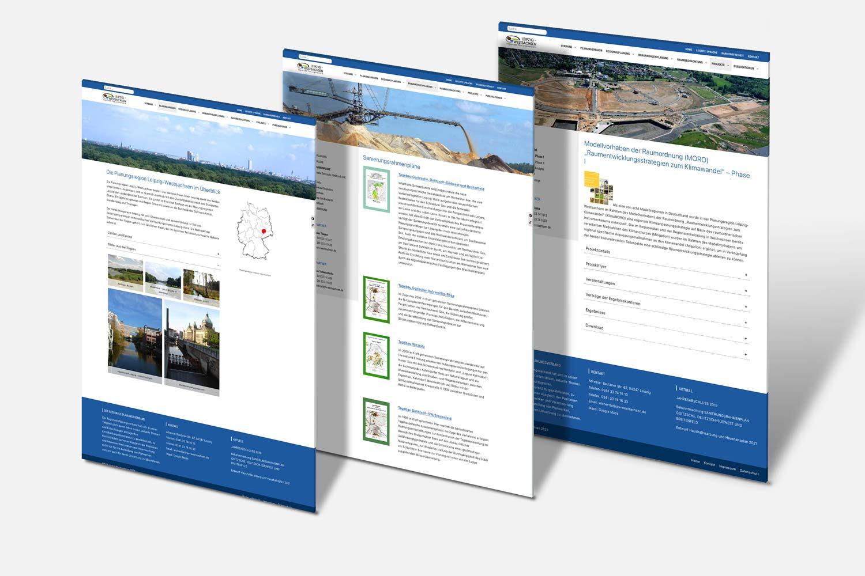 Referenz Barrierefreies Webdesign